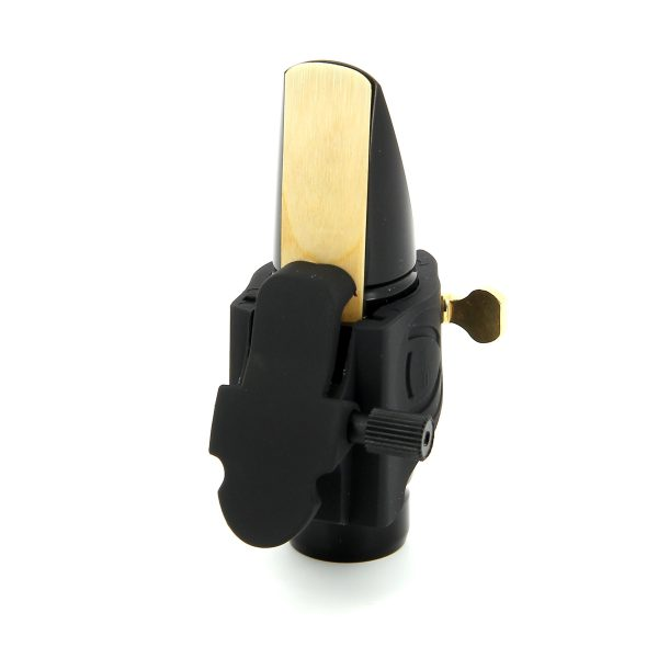 Clip ligature for B flat clarinet, innovative accessory by Ligreed